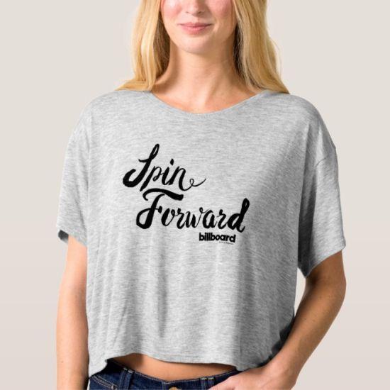Spin Forward T-shirt