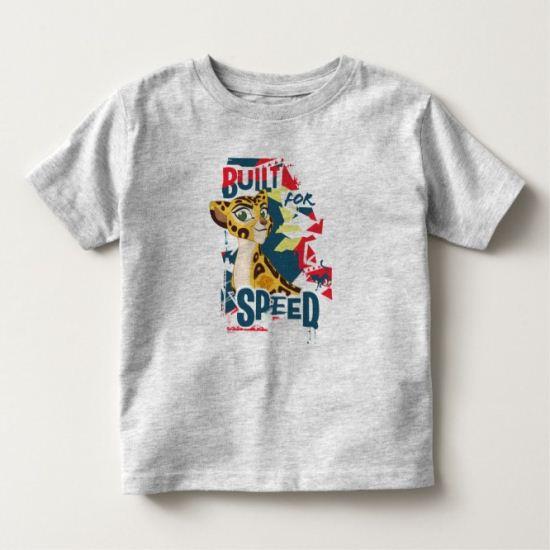 Lion Guard | Built For Speed Fuli Toddler T-shirt
