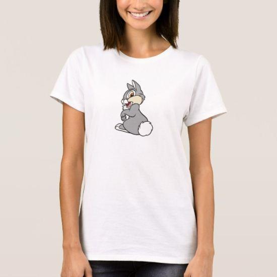 Bambi Thumper rabbit sitting T-Shirt