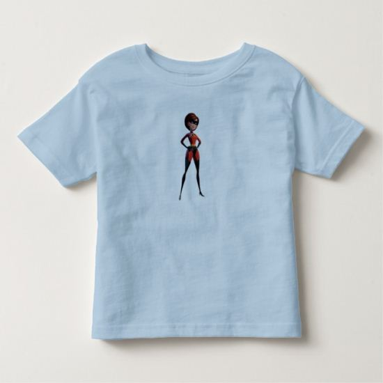 The Incredibles Mrs.Incredibles Elastigirl Disney Toddler T-shirt