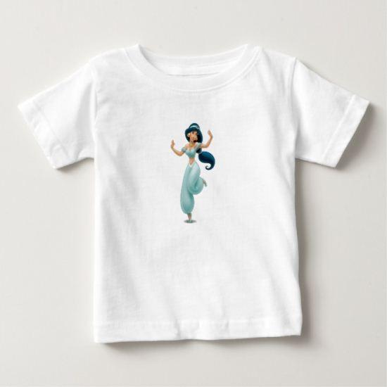 Disney Aladdin Princess Jasmine Dancing Baby T-Shirt