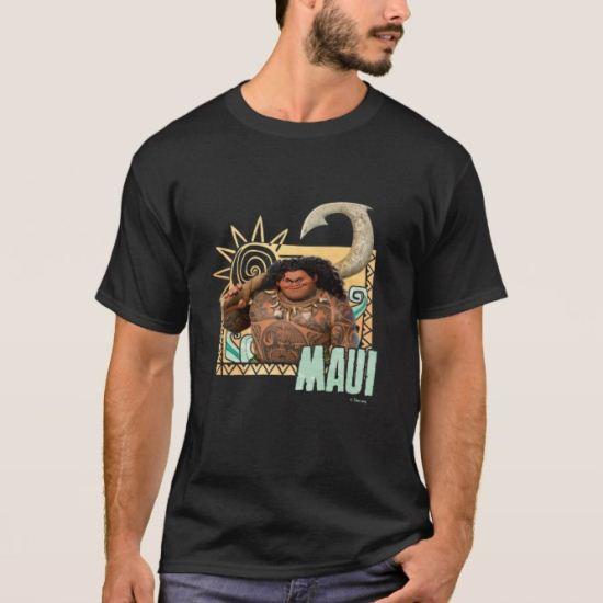 Moana   Maui - OT: Original Trickster T-Shirt