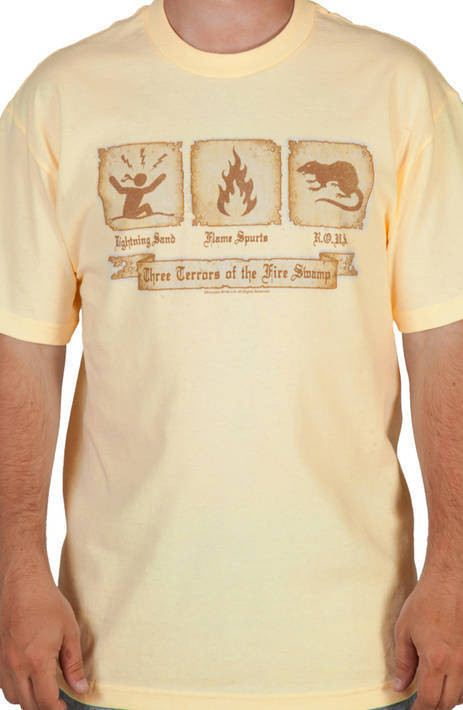 Fire Swamp Princess Bride Shirt