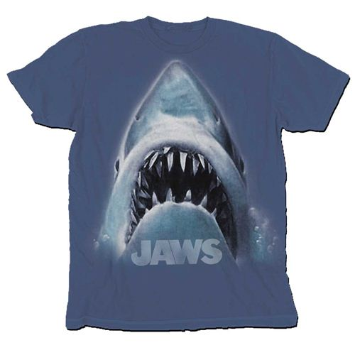 Jaws Shark Head T-shirt