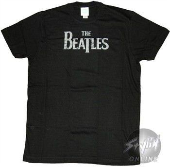 Beatles Name Sgt Peppers T-Shirt Sheer