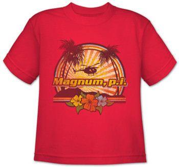 Youth: Magnum PI - Hawaiian Sunset