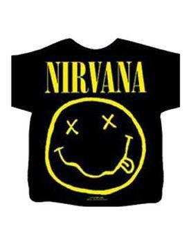 Nirvana Smiley Men's T-Shirt