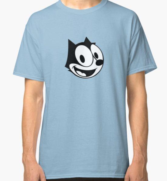 FELIX CAT Classic T-Shirt by SaintGraal T-Shirt