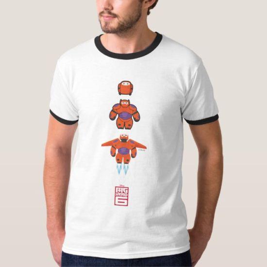 Baymax Orange Super Suit T-Shirt