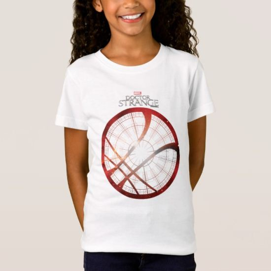 Doctor Strange Window of Worlds Graphic T-Shirt