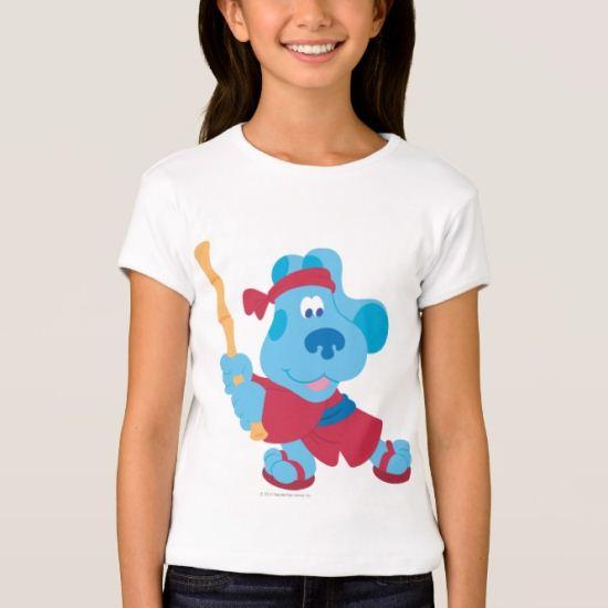 Blue's Clue - Karatee T-Shirt