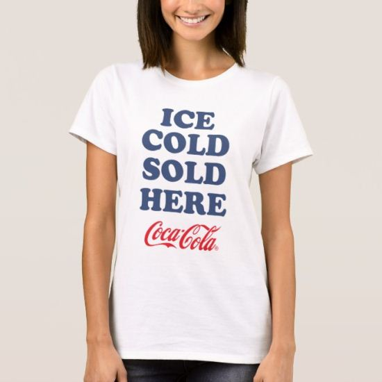 Ice Cold Here T-Shirt