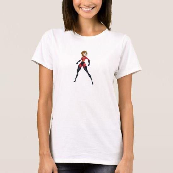 The Incredibles Mrs. Incredible Elastigirl Disney T-Shirt
