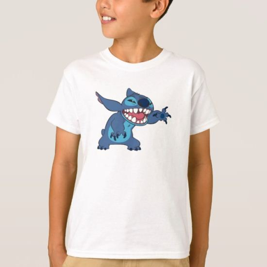 Lilo & Stitch Stitch teeth T-Shirt