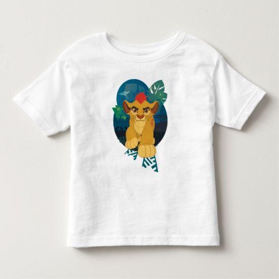 Lion Guard | Kion Safari Graphic Toddler T-shirt