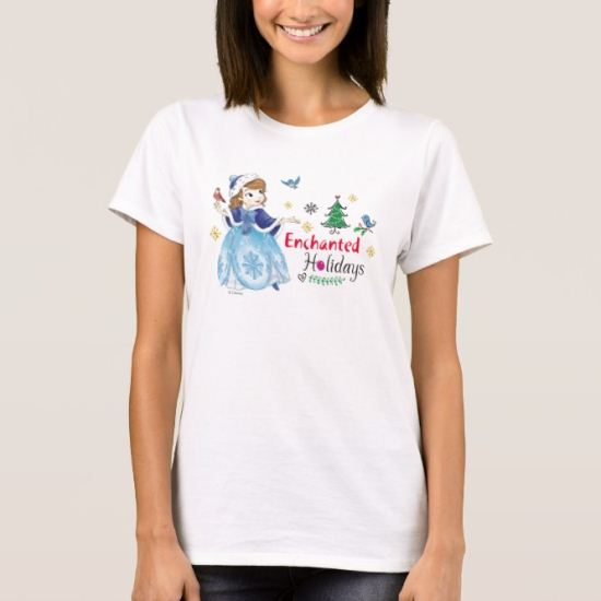 Sofia the First | Enchanted Holidays 2 T-Shirt