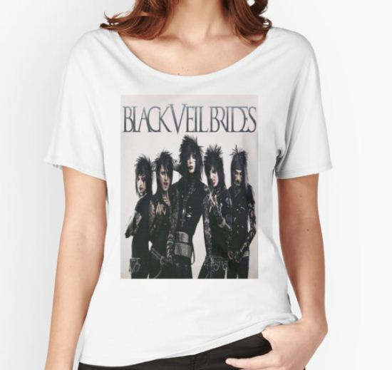 Black Veil Brides Women's Relaxed Fit T-Shirt by naty118 T-Shirt