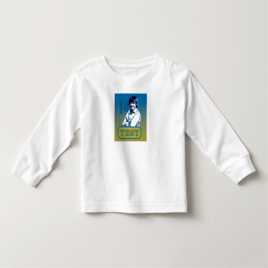 High School Musical Troy Disney Toddler T-shirt