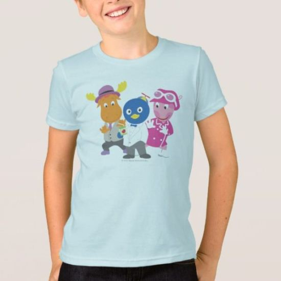 The Backyardigans | Super Spies T-Shirt
