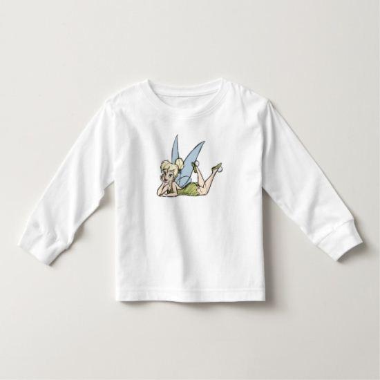 Tinker Bell Sketch Disney Toddler T-shirt