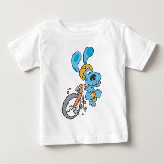 Blue's Clue - Bike Baby T-Shirt