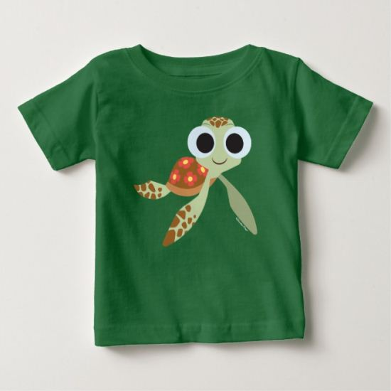 Finding Dory   Squirt Baby T-Shirt