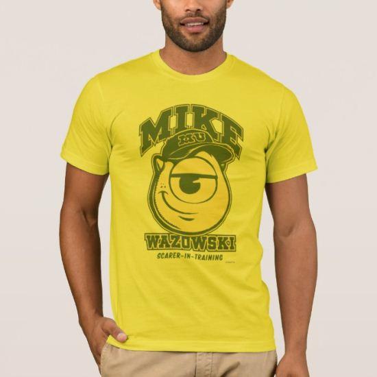Mike Wazowski - Scarer in Training T-Shirt