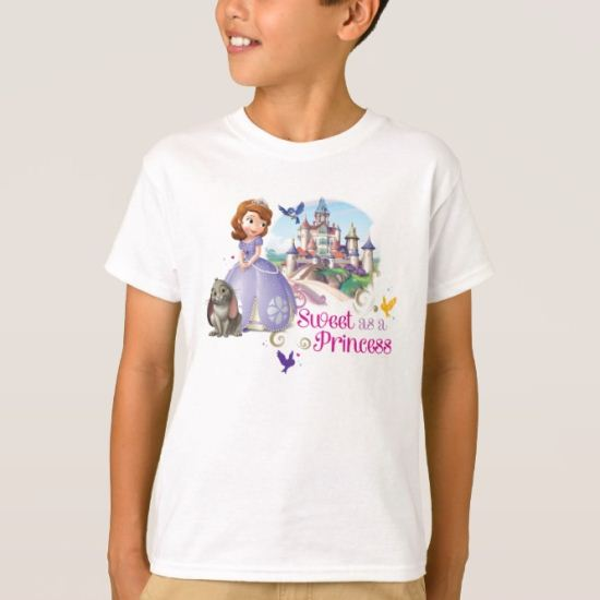 Sweet as a Princess T-Shirt