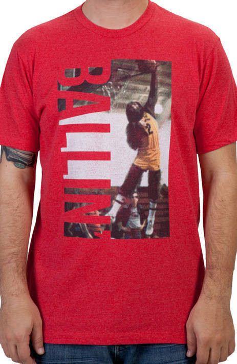 Basketball Teen Wolf Shirt