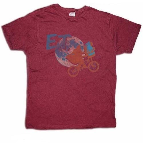 E.T. Vintage Maroon T-shirt
