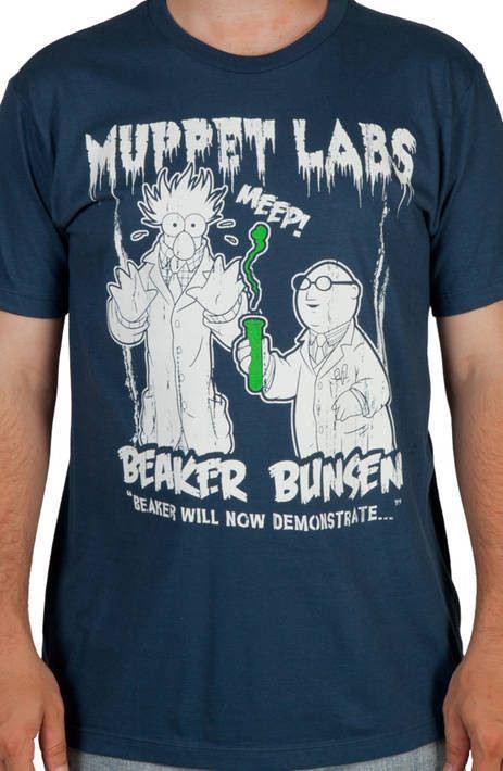 Muppet Labs Shirt