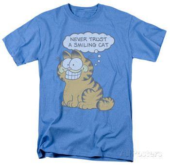 Garfield - Smiling Cat