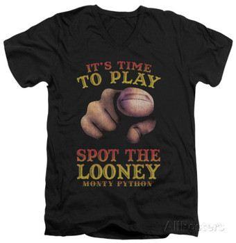 Monty Python - Spot The Looney V-Neck
