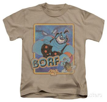 Youth: Space Ace - Borf