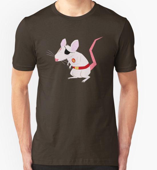 Danger Mouse T-Shirt by Matt Pott T-Shirt