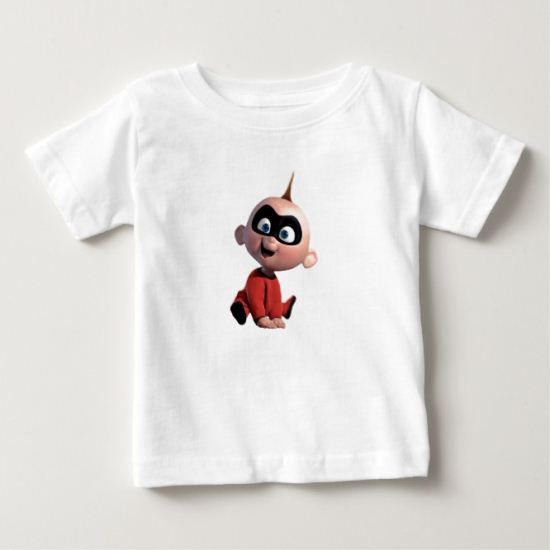 Disney Incredibles Jack-Jack Baby T-Shirt