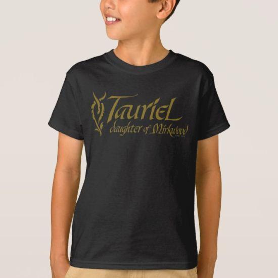 TAURIEL™ Name T-Shirt