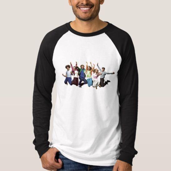 High School Musical Group Shot Disney T-Shirt