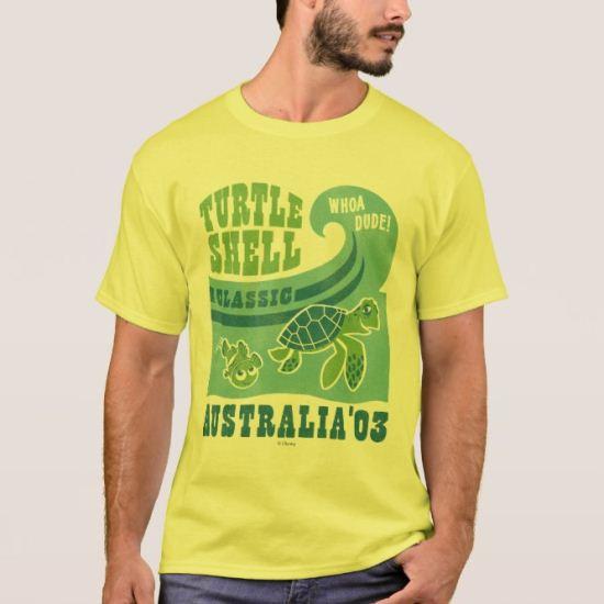 Nemo and Crush - Australia '03 T-Shirt