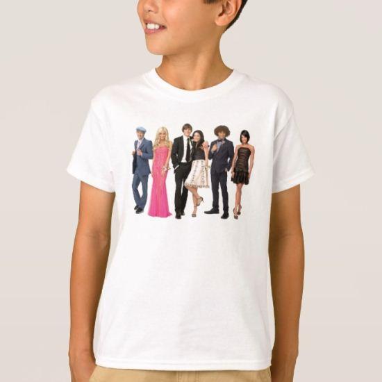 High School Musical Prom Disney T-Shirt