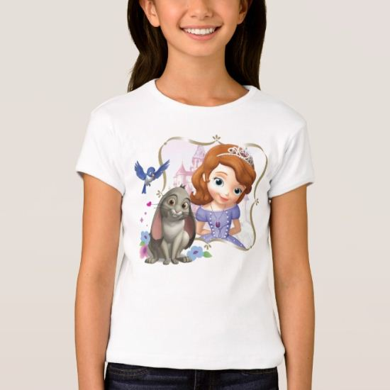 Sofia, Mia and Clover T-Shirt