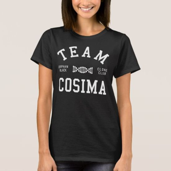 Orphan Black Team Cosima T-Shirt