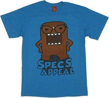 Domo-Kun Specs Appeal T-Shirt