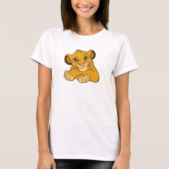 Simba Disney T-Shirt