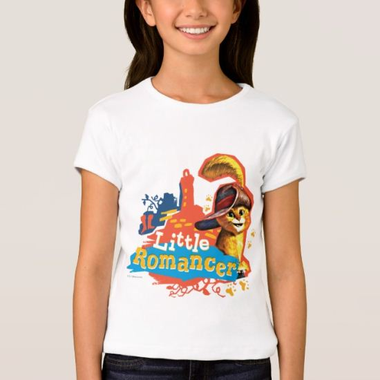 Little Romancer T-Shirt