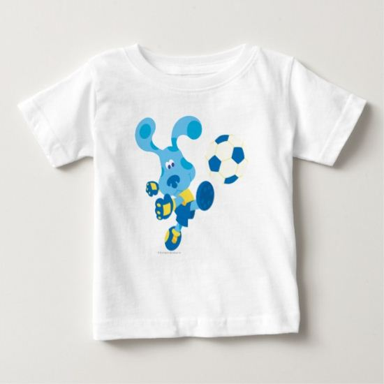 Blue's Clue - The Play of the Day Baby T-Shirt