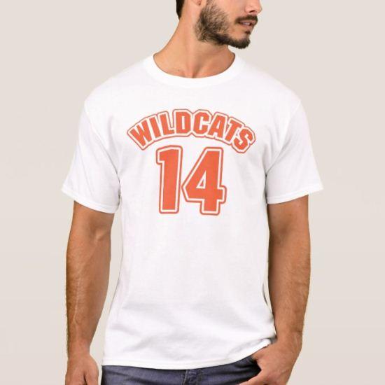 Wildcats #14 Disney T-Shirt
