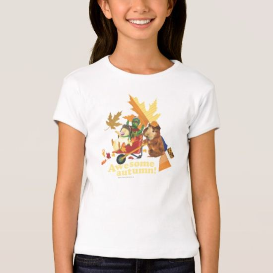 Wonder Pets! | Awesome Autumn! T-Shirt