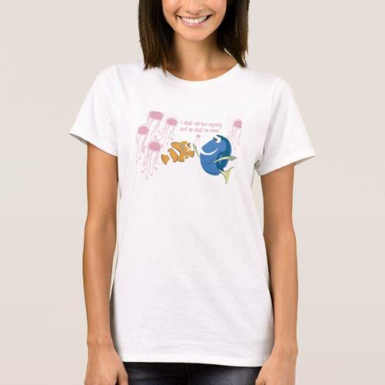 Dory and Marlin Disney T-Shirt