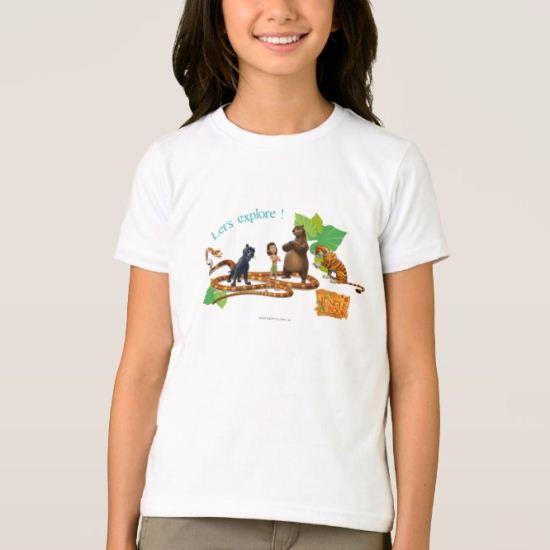 Jungle Book Group Shot 4 T-Shirt